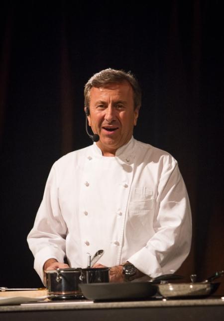 Chef Daniel Bouloud