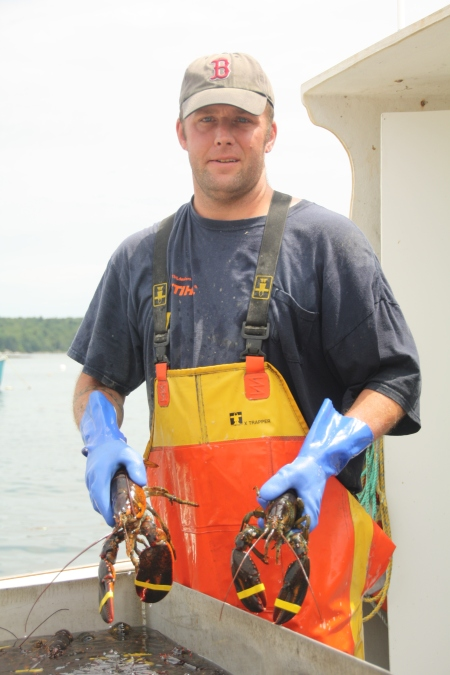 Lobster in Maine