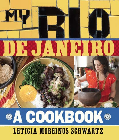 Cover Book My Rio