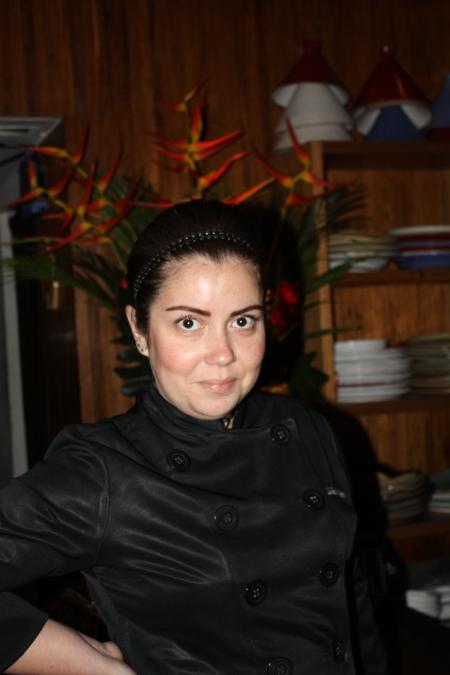 Chef Ludmilla Soeiro
