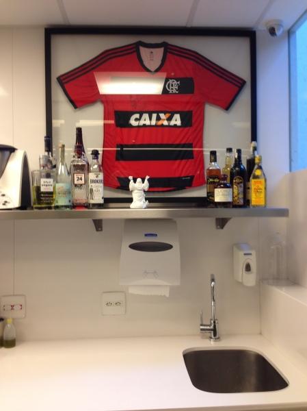 Flamengo, Lasai